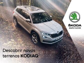Conheça o novo ŠKODA KODIAQ