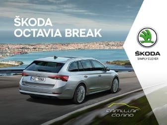 Skoda OCTAVIA, o familiar do Ano com uma oferta especial.